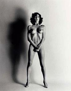 Donna nuda