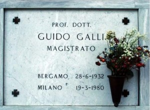 Lapide Galli