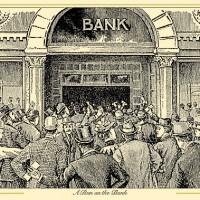 Corsa in banca