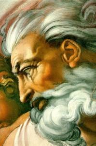 Dio Michelangelo Cappella Sistina