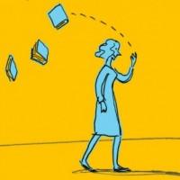 Buttare libri