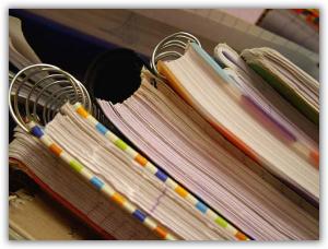 Pila quaderni